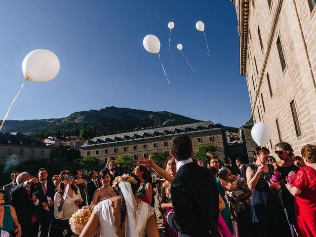 La boda de Sergio y Ceci en Valdemorillo, Madrid 2
