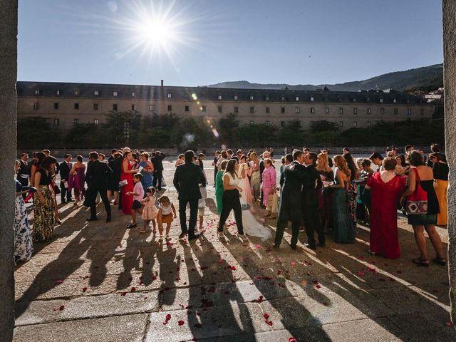 La boda de Sergio y Ceci en Valdemorillo, Madrid 19