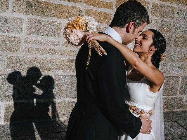 La boda de Sergio y Ceci en Valdemorillo, Madrid 20