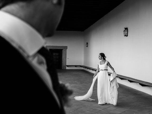 La boda de Sergio y Ceci en Valdemorillo, Madrid 23