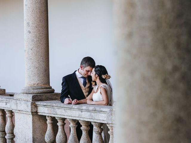 La boda de Sergio y Ceci en Valdemorillo, Madrid 24