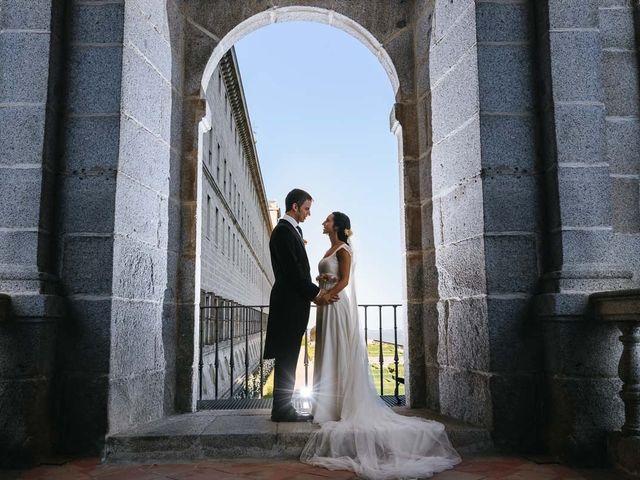 La boda de Sergio y Ceci en Valdemorillo, Madrid 26