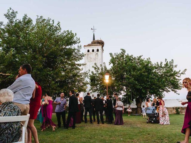 La boda de Sergio y Ceci en Valdemorillo, Madrid 30