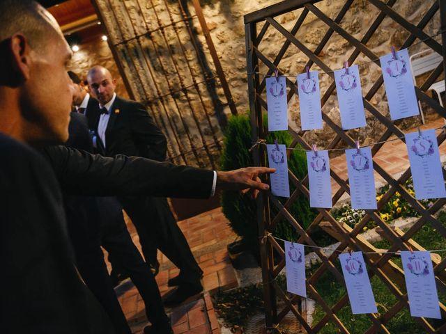 La boda de Sergio y Ceci en Valdemorillo, Madrid 31