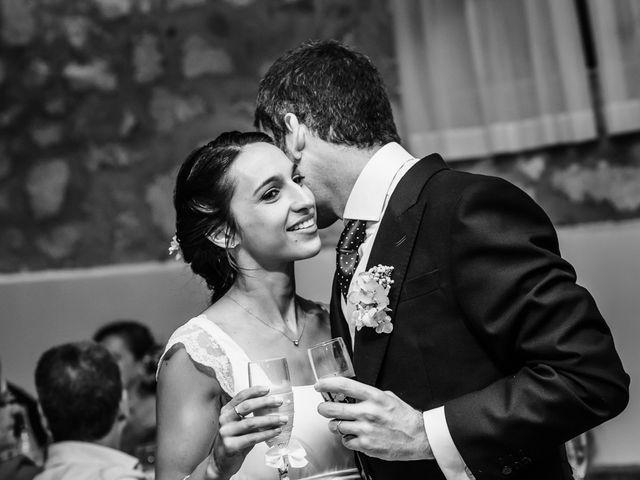 La boda de Sergio y Ceci en Valdemorillo, Madrid 32