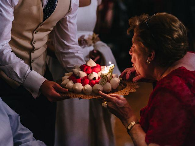 La boda de Sergio y Ceci en Valdemorillo, Madrid 33