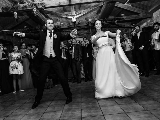 La boda de Sergio y Ceci en Valdemorillo, Madrid 35
