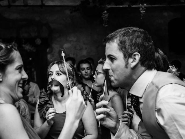 La boda de Sergio y Ceci en Valdemorillo, Madrid 37