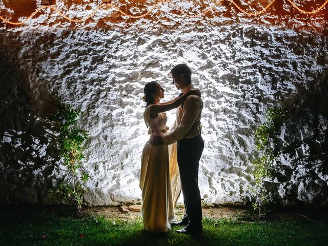 La boda de Sergio y Ceci en Valdemorillo, Madrid 39