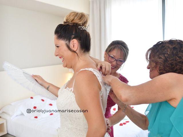La boda de Oriol y Juana Mari en Vilanova I La Geltru, Barcelona 2