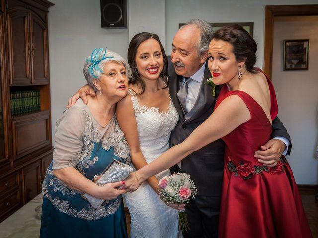 La boda de Alejandro y Victoria en Salamanca, Salamanca 30