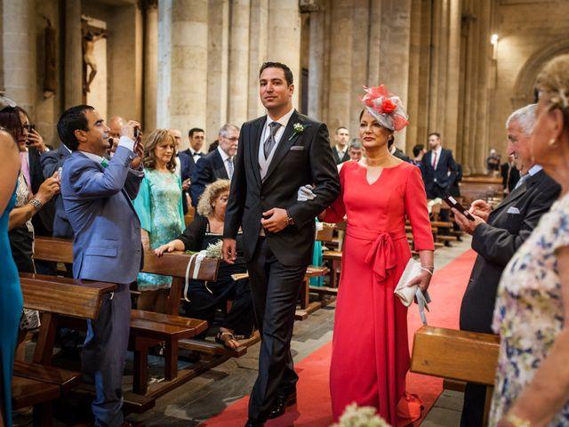 La boda de Alejandro y Victoria en Salamanca, Salamanca 32