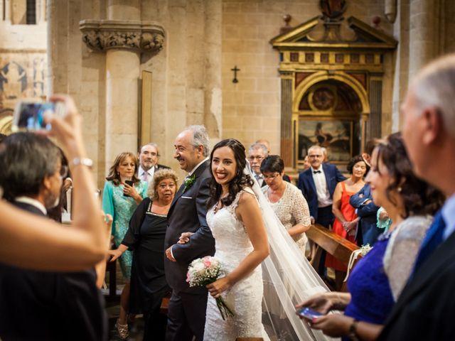 La boda de Alejandro y Victoria en Salamanca, Salamanca 35
