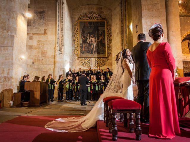 La boda de Alejandro y Victoria en Salamanca, Salamanca 36