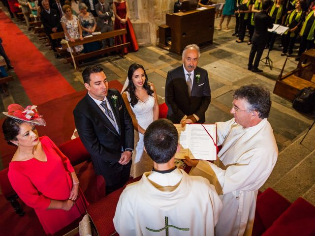 La boda de Alejandro y Victoria en Salamanca, Salamanca 38