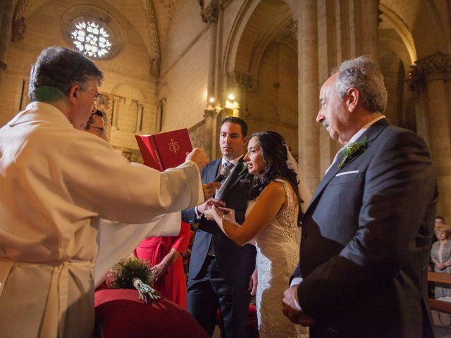 La boda de Alejandro y Victoria en Salamanca, Salamanca 40