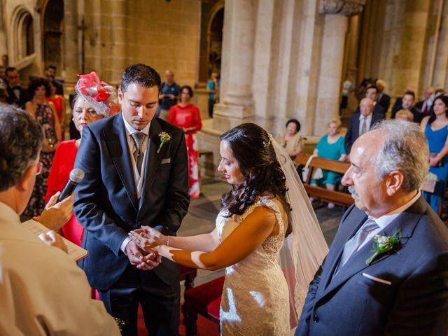 La boda de Alejandro y Victoria en Salamanca, Salamanca 41