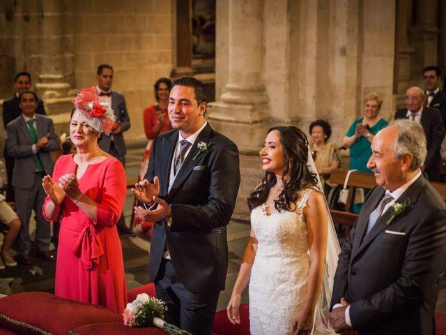 La boda de Alejandro y Victoria en Salamanca, Salamanca 44