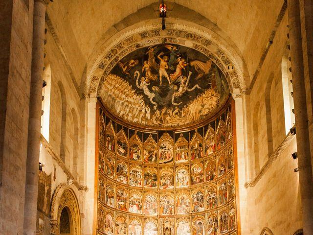 La boda de Alejandro y Victoria en Salamanca, Salamanca 45