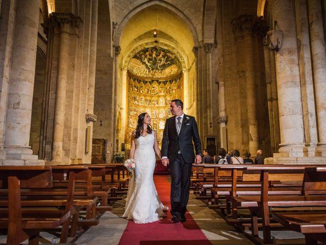 La boda de Alejandro y Victoria en Salamanca, Salamanca 46