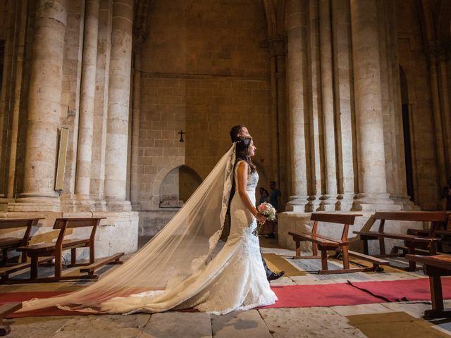 La boda de Alejandro y Victoria en Salamanca, Salamanca 47