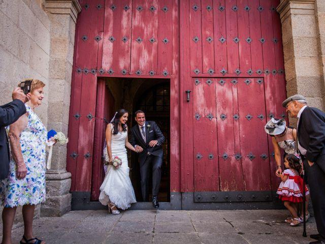 La boda de Alejandro y Victoria en Salamanca, Salamanca 48