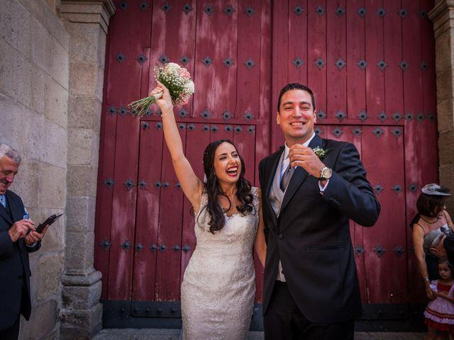 La boda de Alejandro y Victoria en Salamanca, Salamanca 50