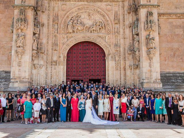 La boda de Alejandro y Victoria en Salamanca, Salamanca 53