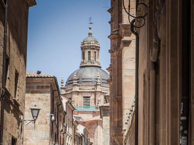 La boda de Alejandro y Victoria en Salamanca, Salamanca 56