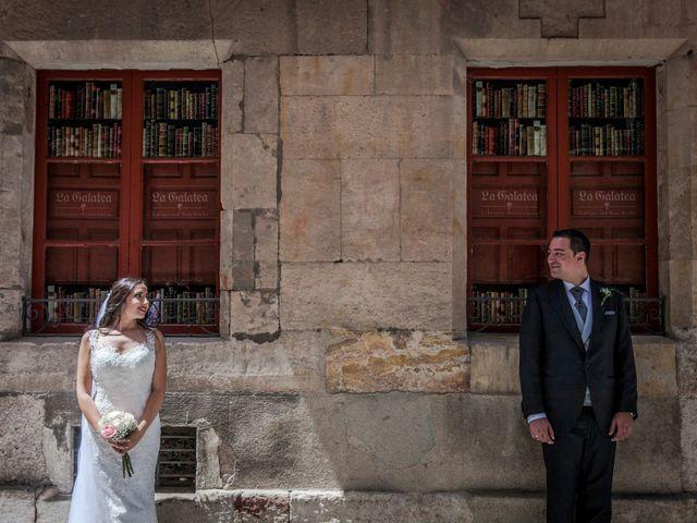 La boda de Alejandro y Victoria en Salamanca, Salamanca 59