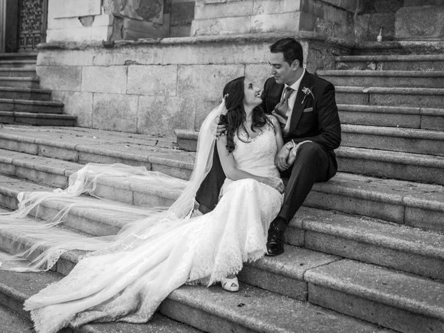 La boda de Alejandro y Victoria en Salamanca, Salamanca 60