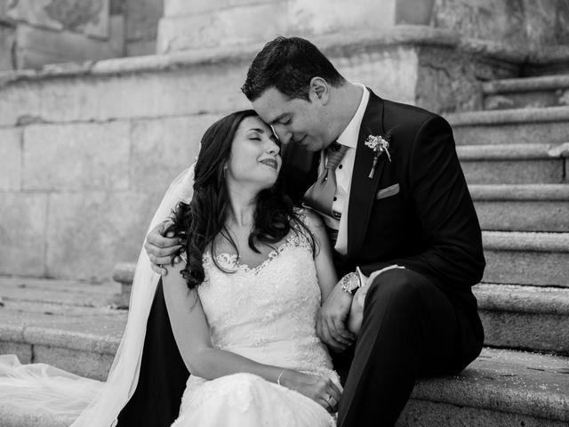 La boda de Alejandro y Victoria en Salamanca, Salamanca 61