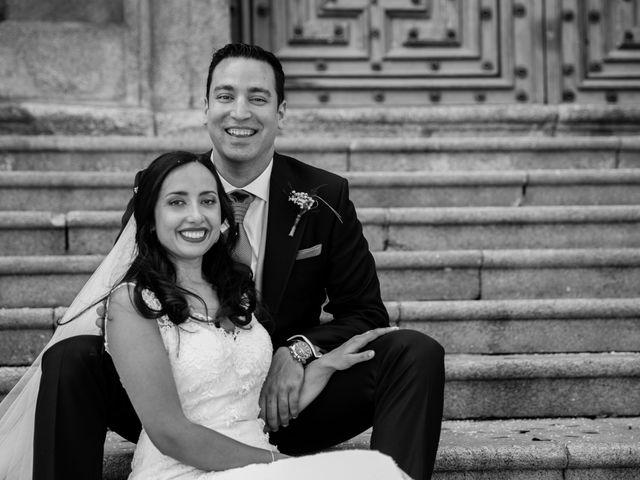 La boda de Alejandro y Victoria en Salamanca, Salamanca 62