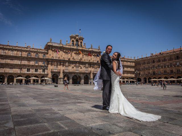 La boda de Alejandro y Victoria en Salamanca, Salamanca 63