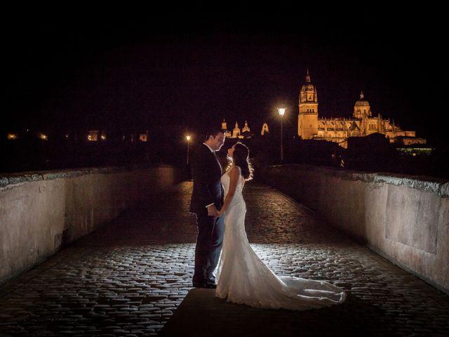 La boda de Alejandro y Victoria en Salamanca, Salamanca 67