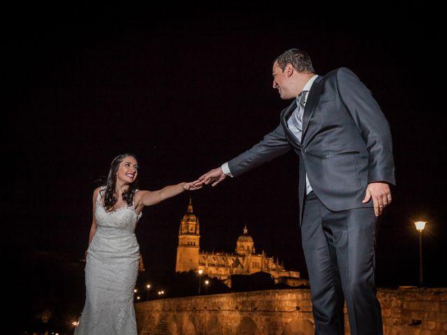 La boda de Alejandro y Victoria en Salamanca, Salamanca 70