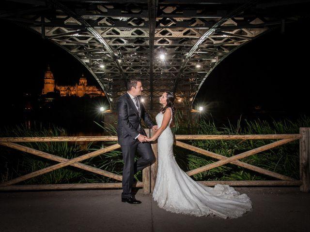 La boda de Alejandro y Victoria en Salamanca, Salamanca 72
