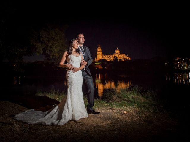 La boda de Alejandro y Victoria en Salamanca, Salamanca 73