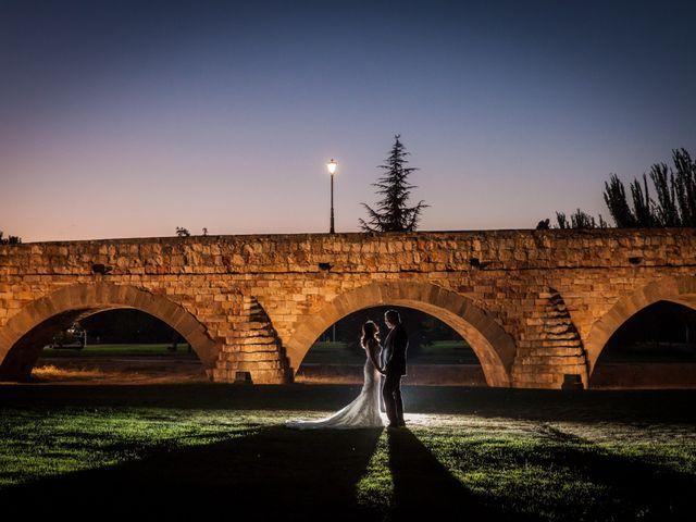 La boda de Alejandro y Victoria en Salamanca, Salamanca 75