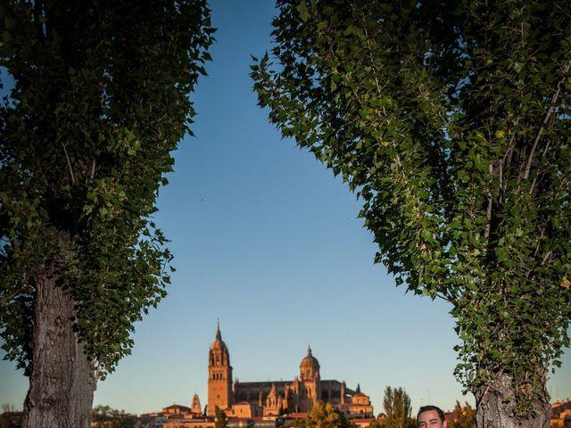 La boda de Alejandro y Victoria en Salamanca, Salamanca 76