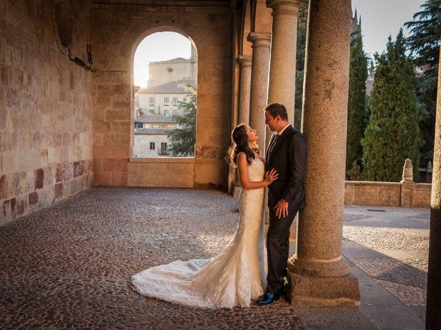 La boda de Alejandro y Victoria en Salamanca, Salamanca 78