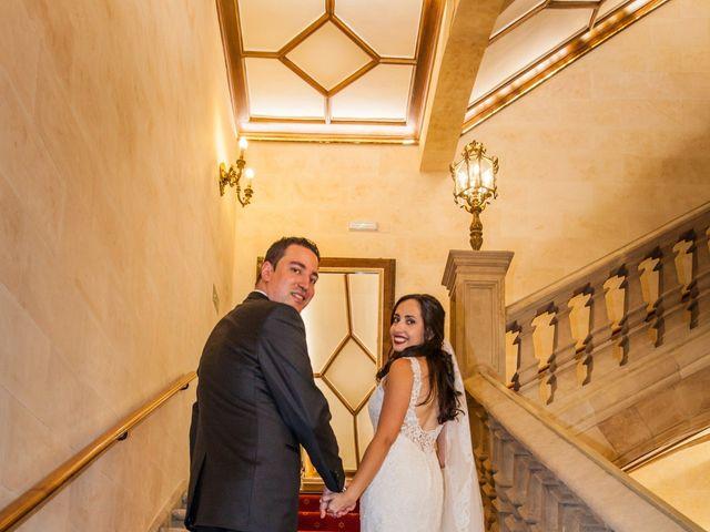 La boda de Alejandro y Victoria en Salamanca, Salamanca 80