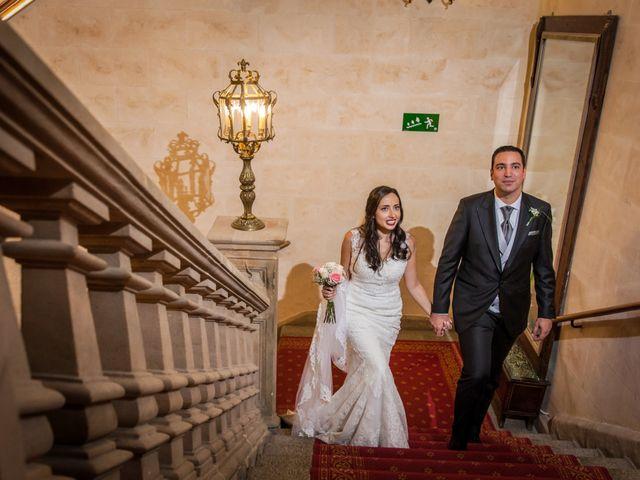 La boda de Alejandro y Victoria en Salamanca, Salamanca 82