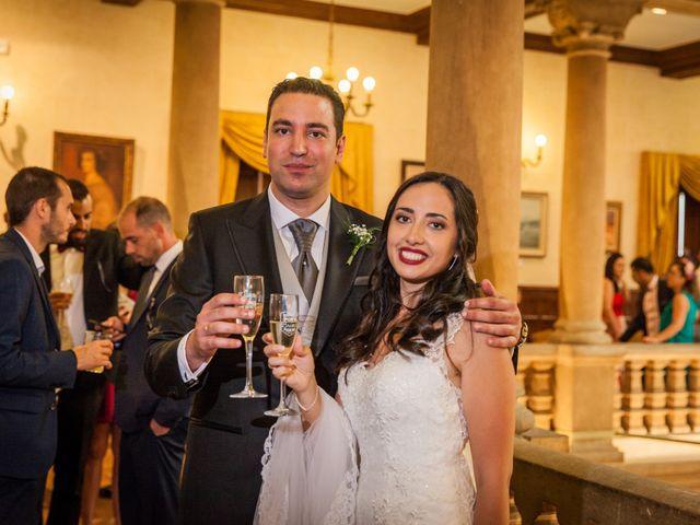 La boda de Alejandro y Victoria en Salamanca, Salamanca 83