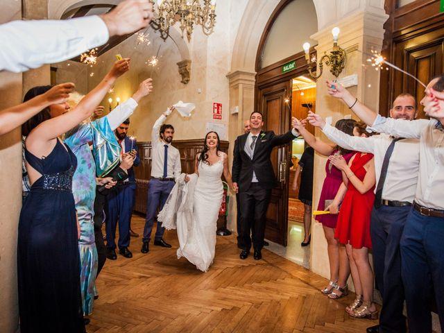 La boda de Alejandro y Victoria en Salamanca, Salamanca 84