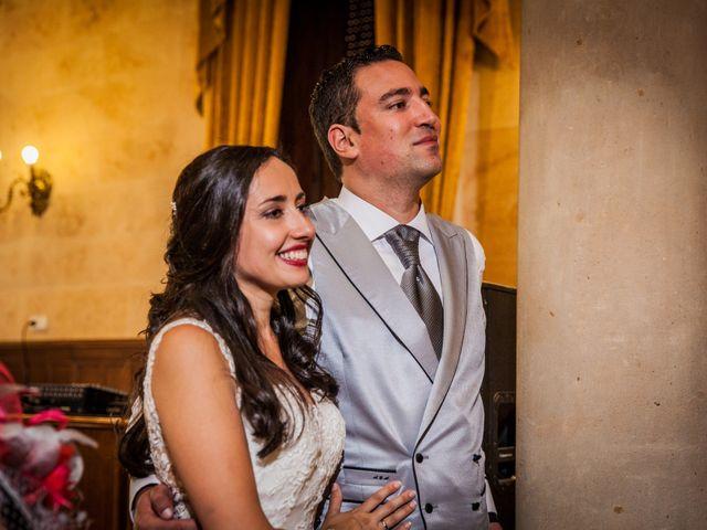 La boda de Alejandro y Victoria en Salamanca, Salamanca 86