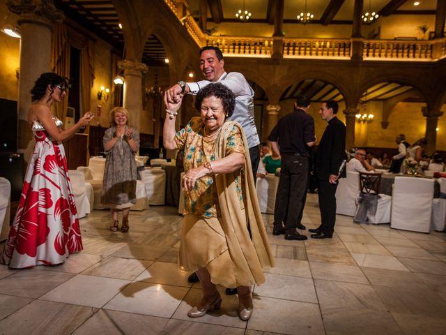 La boda de Alejandro y Victoria en Salamanca, Salamanca 88