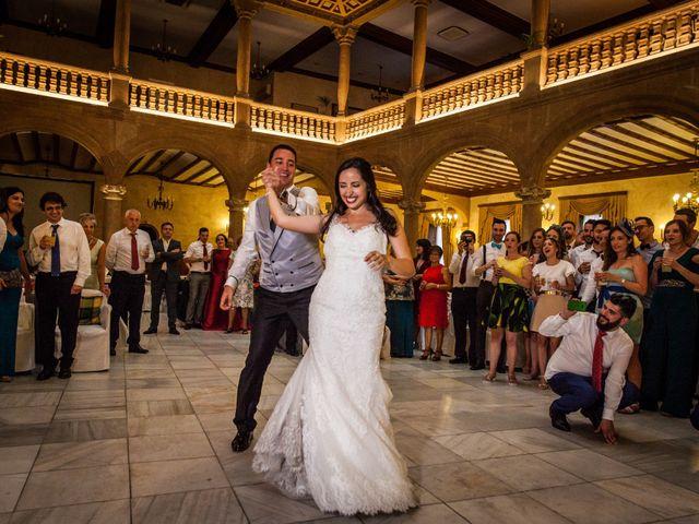 La boda de Alejandro y Victoria en Salamanca, Salamanca 90