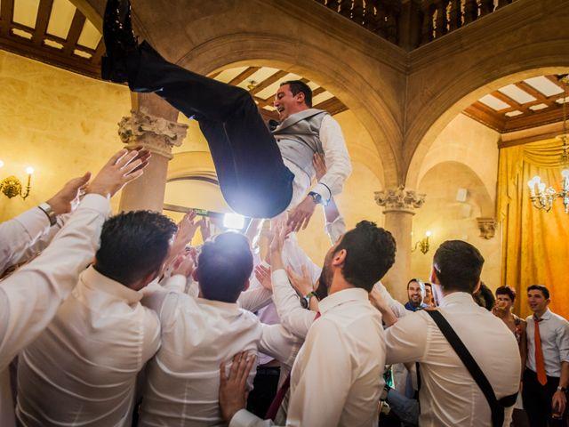 La boda de Alejandro y Victoria en Salamanca, Salamanca 91