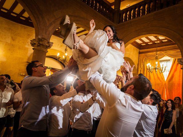 La boda de Alejandro y Victoria en Salamanca, Salamanca 92